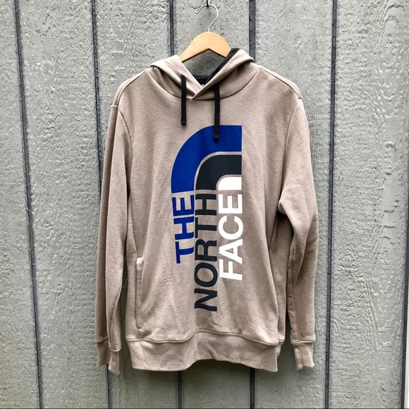 The North Face Tops - North Face : hoodie / sweatshirt : tan/beige, blue